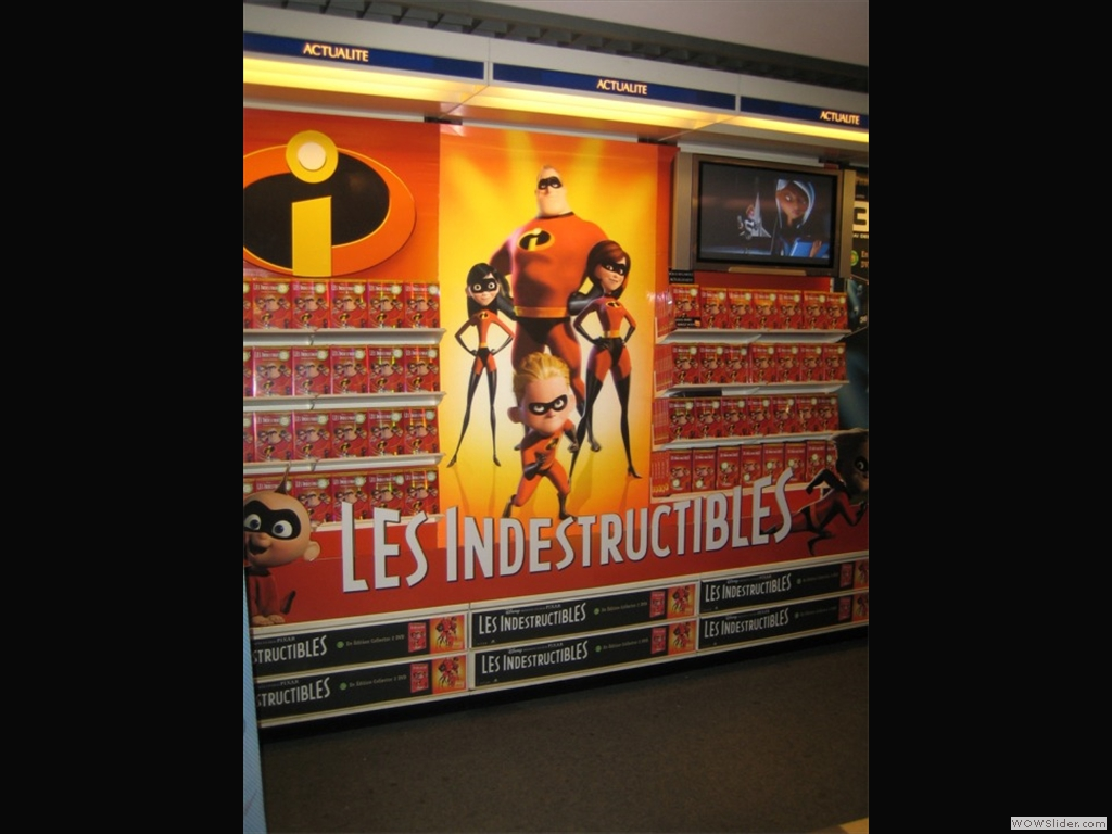 DVD Indestructibles - FNAC